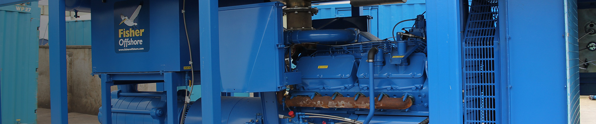 James Fisher Offshore | Centrifugal pumps