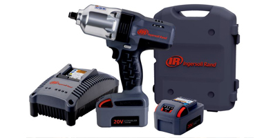 Selection of Ingersoll Rand power tools