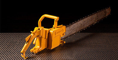 Subsea chainsaw
