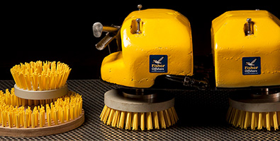 Subsea cleaning powertools